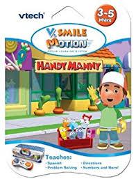 disney handy manny tool kit plush amazon uk toys u0026 games