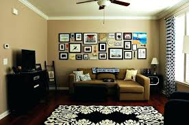 Paint Colors For Living Room Walls With Brown Furniture Brown Walls Living Room Ideas Mikekyle Club