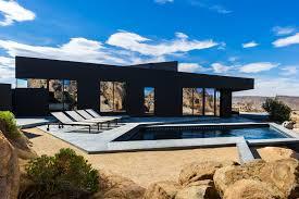 Desert Colors Interior Design The Black Desert House By Marc Atlan Oller U0026 Pejic Ignant Com