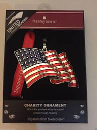 swarovski harvey lewis elements american flag