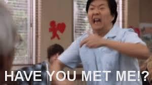 Mr Chow Gay Meme - leslie chow gifs wifflegif