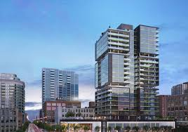 plans for river north condo tower designed by hartshorne plunkard