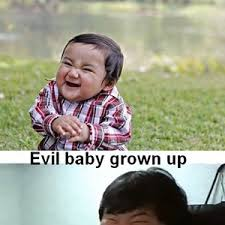 Grown Baby Meme - grown baby memes memes pics 2018