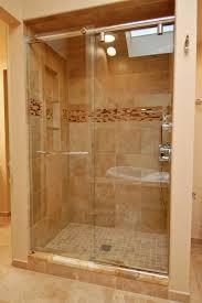 Bathroom Glass Sliding Shower Doors by Sliding Door Model For Exclusive Shower Time Designoursign