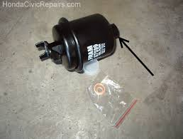 diy 96 00 honda civic tune up and fuel filter honda tech honda
