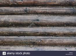 House Texture by Old Wooden Loghouse Background With Log Texture Stock Photo