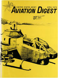army aviation digest apr 1979 officer armed forces attack