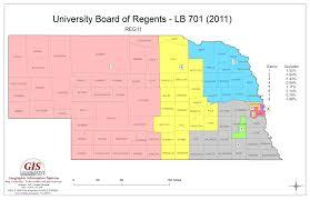 Nebraska State Map Nebraska Legislature Maps Clearinghouse