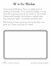 career day worksheets free worksheets library download and print