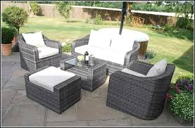 Grey Rattan Outdoor Furniture by Patio Marvellous Gray Wicker Patio Furniture Gray Wicker Patio
