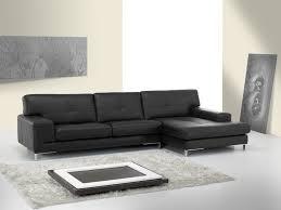 canapé cuir contemporain design salon moderne cuir