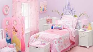 Disney Princess Room Decor Disney Princess Bedroom Decor Wallpaper And Pink Bed For Feminine