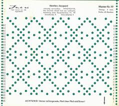 pin by stephanie coulshaw on passap jac 40 punchcard patterns