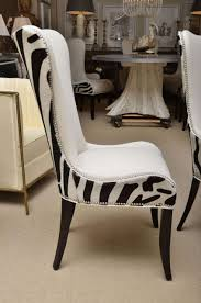 Zebra Print Dining Chairs Cowhide Dining Chairs Arlene Designs