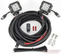 rigid industries backup light kit complete truck suv backup reverse lighting kit with rigid