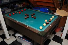 i am selling a bumper pool table on craigslist do the nigerians