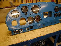 aircraft wiring and panel design