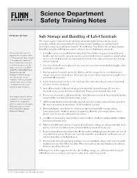 safety reference articles