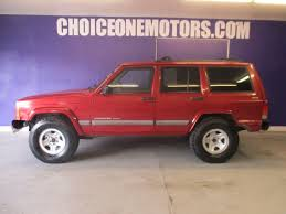 purple jeep cherokee 1999 used jeep cherokee 4x4 low miles at choice one motors serving