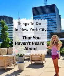 New York travel hacks images 30 free things to do in new york city free things 30th and city jpg