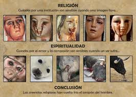 imágenes religiosas que lloran sangre la virgen que llora