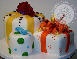 Cake Walk Mini Gift Packages Cakes