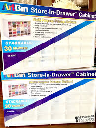 Artbin Store In Drawer Cabinet The Printable Princess Mini Eraser Storage Solution For The Classroom