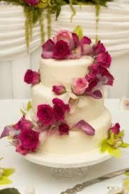 wedding cake flower wedding cake flowers simply stunning