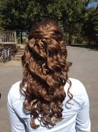 half up half down prom hairstyles beautiful hairstyles