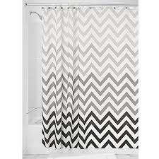 Gray Chevron Shower Curtain Inch Shower Curtains Store