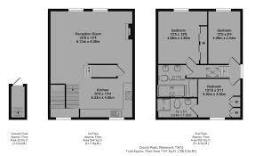 church road richmond tw10 3 bedroom flat to rent 43621821