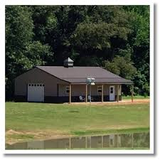 How Much Does It Cost To Build A Pole Barn House by Heath Buildings Mayfield Ky