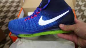 Nike Zoom All Out Flyknit unboxing nike zoom all out flyknit
