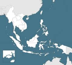 Blank Color World Map by Free Maps Of Asean And Southeast Asia Asean Up