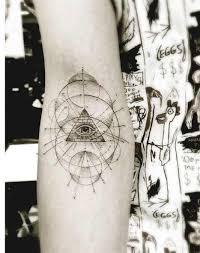50 intense geometric tattoos designs and ideas for men and women