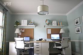 Wall Desk Ideas Home Office Units With Double Desk Wall Unit Eyyc17 Com