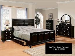 Compact Queen Bed Emejing Black Bedroom Sets Queen Photos Ridgewayng Com