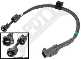 toyota lexus brand new apdty 028143 engine knock sensor wiring harness for toyota lexus