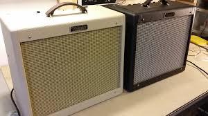 fender blues jr mod vs fender blues jr stock with loop control