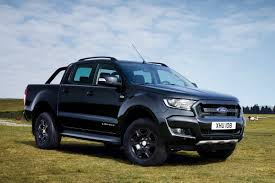 truck car black limited ford ranger black edition pick up truck revealed auto