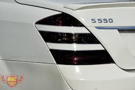 2010 mercedes s550 lights custom mercedes s550 grille smoked lights mr kustom auto