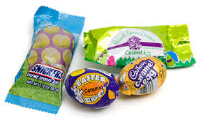 easter candy eggs candy addict candy review caramel easter egg roundup