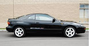 1990 toyota celica gts specs toyota celica gt four rc limited edition homologation special