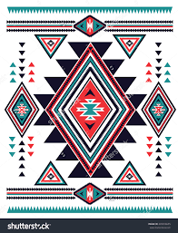 free printable native american designs wow com image results navajo aztec big pattern vector illustration 245016655 shutterstock