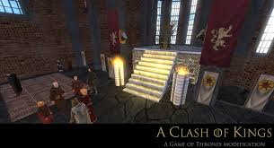 the iron throne image a clash of kings game of thrones mod for