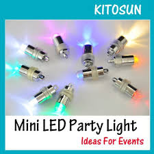 amber mini led christmas lights 10 pieces lot frozen party decorations supplies small battery