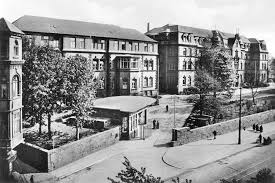 Bergmannsheil Bochum Haus 3 Bochumer Bergmannsheil Ist Die älteste Unfallklinik Der Welt Waz