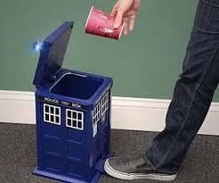 Dr Who Tardis Bookshelf Who Tardis Trash Can