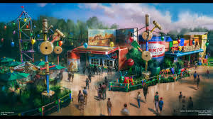 Toy Story Andys Bedroom Take A First Look At Woody U0027s Lunch Box In Toy Story Land Oh My