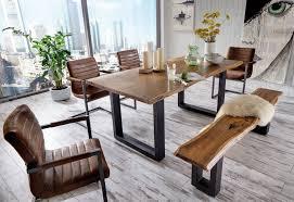 Esszimmer Komplett G Stig Akaziemöbel Günstig Online Kaufen Massivholzmöbel Bei Baur